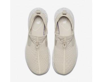 Chaussure Nike Aptare Pour Femme Lifestyle Flocons D'Avoine/Noir/Blanc/Flocons D'Avoine_NO. 881189-100