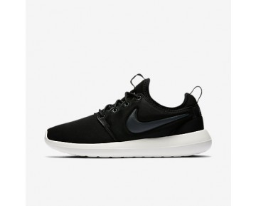Chaussure Nike Roshe Two Pour Femme Lifestyle Noir/Voile/Volt/Anthracite_NO. 844931-002