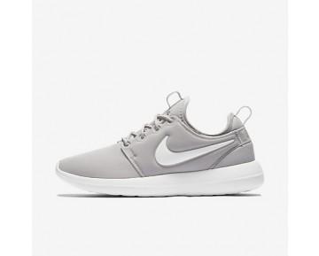 Chaussure Nike Roshe Two Pour Femme Lifestyle Minerai D'Acier Clair/Volt/Volt/Blanc Sommet_NO. 844931-003