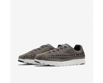 Chaussure Nike Mayfly Woven Pour Homme Lifestyle Gris Fer/Blanc Sommet/Anthracite_NO. 833132-002