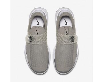 Chaussure Nike Sock Dart Pour Femme Lifestyle Gris Moyen/Blanc/Noir_NO. 819686-002