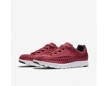 Chaussure Nike Mayfly Woven Pour Homme Lifestyle Terre Rouge/Blanc Sommet/Gris Base Foncé_NO. 833132-600