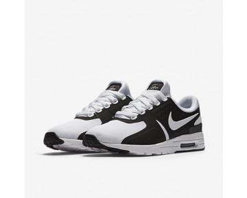 Chaussure Nike Air Max Zero Pour Femme Lifestyle Noir/Blanc_NO. 857661-006