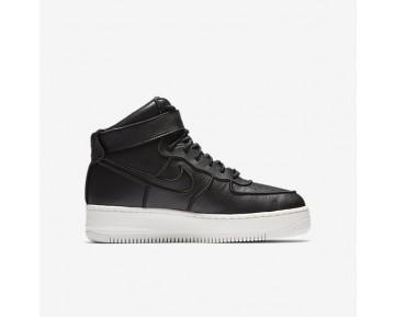 Chaussure Nike Air Force 1 Upstep High Si Pour Femme Lifestyle Noir/Ivoire/Noir_NO. 881096-001