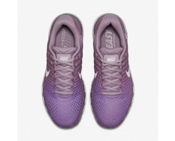 Chaussure Nike Air Max 2017 Pour Femme Running Brume Prune/Violet Poudre/Lavande Glacé_NO. 849560-555