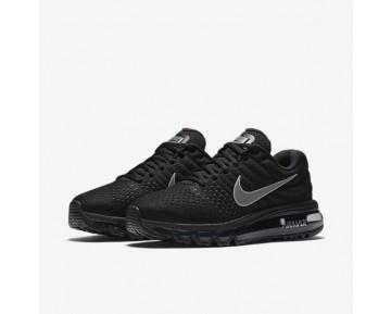 Chaussure Nike Air Max 2017 Pour Femme Running Noir/Anthracite/Blanc_NO. 849560-001