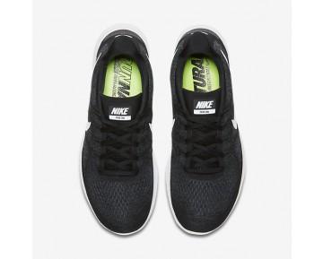 Chaussure Nike Free Rn 2017 Pour Femme Running Noir/Gris Foncé/Anthracite/Blanc_NO. 880840-001