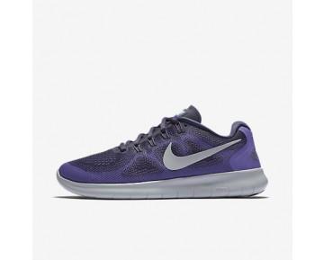 Chaussure Nike Free Rn 2017 Pour Femme Running Raisin Sec Foncé/Violet Terre/Hyper Raisin/Platine Pur_NO. 880840-500