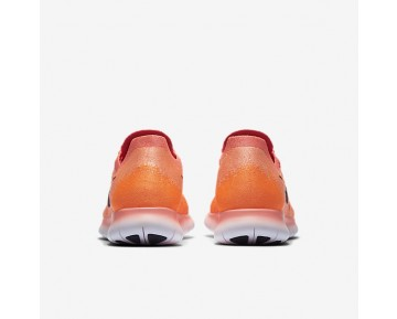 Chaussure Nike Free Rn Flyknit 2017 Pour Femme Running Mangue Brillant/Rose Coureur/Orange Total/Noir_NO. 880844-800