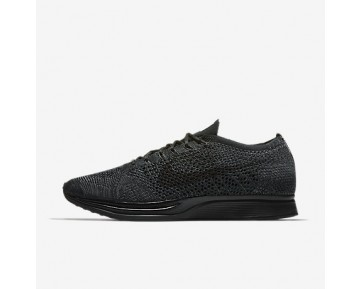 Chaussure Nike Flyknit Racer Pour Femme Running Noir/Anthracite/Anthracite/Noir_NO. 526628-009