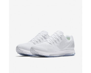 Chaussure Nike Zoom All Out Low Pour Femme Running Blanc/Platine Pur_NO. 878671-101
