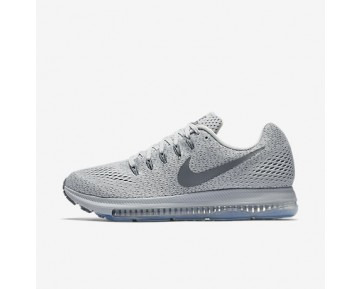 Chaussure Nike Zoom All Out Low Pour Femme Running Platine Pur/Gris Loup/Gris Froid_NO. 878671-010