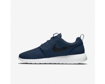 Chaussure Nike Roshe One Pour Homme Lifestyle Bleu Nuit Marine/Blanc/Noir_NO. 511881-405