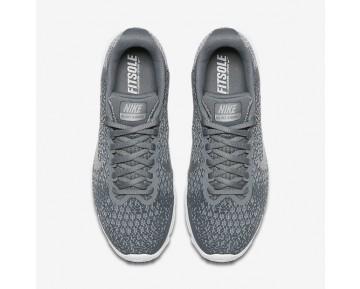 Chaussure Nike Air Max Sequent 2 Pour Femme Running Gris Froid/Gris Foncé/Gris Loup/Argent Métallique_NO. 852465-008