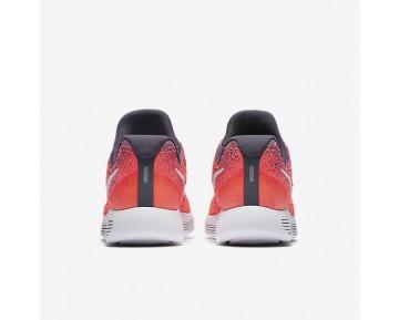 Chaussure Nike Lunarepic Low Flyknit 2 Pour Femme Running Raisin Sec Foncé/Violet Terre/Hortensias/Blanc_NO. 863780-500