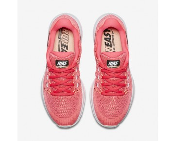Chaussure Nike Air Zoom Vomero 12 Pour Femme Running Rouge Lave Brillant/Rose Coureur/Crépuscule Brillant/Noir_NO. 863766-601
