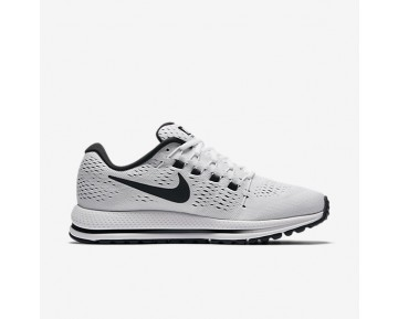 Chaussure Nike Air Zoom Vomero 12 Pour Femme Running Blanc/Platine Pur/Noir_NO. 863766-100