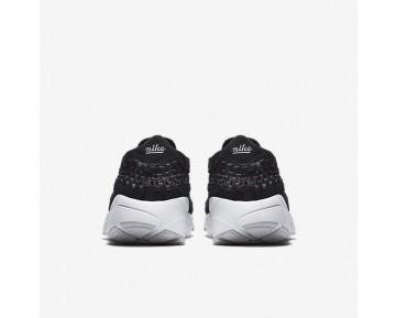 Chaussure Nike Air Footscape Woven Nm Pour Homme Lifestyle Noir/Gris Loup/Blanc/Gris Foncé_NO. 875797-003