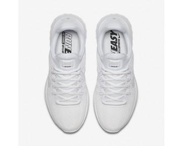 Chaussure Nike Lunar Skyelux Pour Femme Running Blanc/Blanc Cassé/Platine Pur_NO. 855810-100