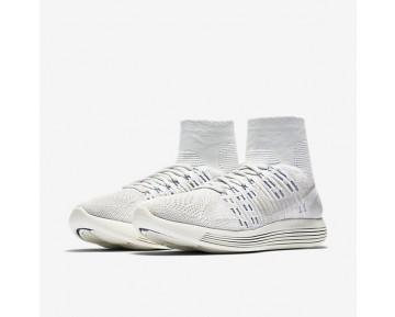 Chaussure Nike Lunarepic Flyknit Pour Femme Running Voile/Beige Clair/Platine Pur/Platine Pur_NO. 831112-100