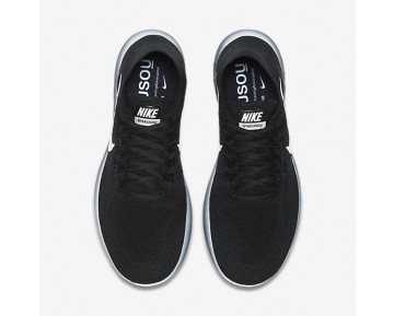 Chaussure Nike Lab Gyakusou Free Rn Flyknit 2017 Pour Femme Running Noir/Noir/Voile_NO. 883288-001