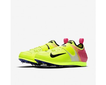 Chaussure Nike Zoom Pole Vault Ii Oc Pour Femme Running Volt/Multicolore_NO. 882011-999
