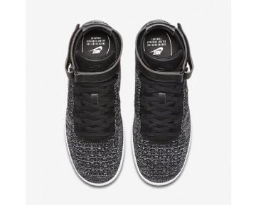 Chaussure Nike Air Force 1 Ultra Flyknit Pour Homme Lifestyle Noir/Blanc/Noir_NO. 817420-004