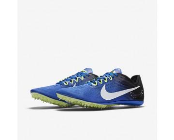 Chaussure Nike Zoom Victory 3 Pour Femme Running Hyper Cobalt/Noir/Vert Ombre/Blanc_NO. 835997-413