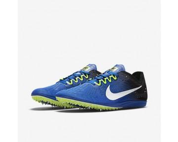 Chaussure Nike Zoom Matumbo 3 Pour Femme Running Hyper Cobalt/Noir/Vert Ombre/Blanc_NO. 835995-413
