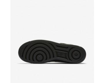 Chaussure Nike Air Force 1 Ultra Flyknit Pour Homme Lifestyle Vert Feuille De Palmier/Blanc/Noir_NO. 817420-301