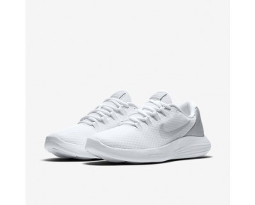 Chaussure Nike Lunarconverge Pour Femme Running Blanc/Gris Loup/Platine Pur_NO. 852469-100