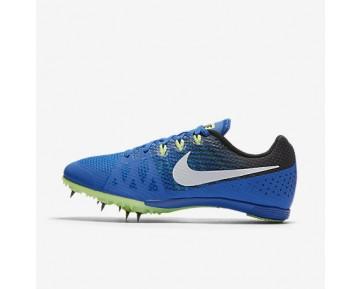 Chaussure Nike Zoom Rival M 8 Pour Femme Running Hyper Cobalt/Noir/Vert Ombre/Blanc_NO. 806555-413