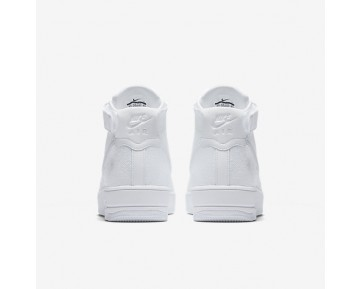 Chaussure Nike Air Force 1 Ultra Flyknit Pour Homme Lifestyle Blanc/Blanc/Blanc_NO. 817420-102