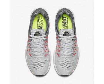 Chaussure Nike Air Zoom Pegasus 33 Pour Femme Running Platine Pur/Gris Froid/Explosion Rose/Noir_NO. 831356-006