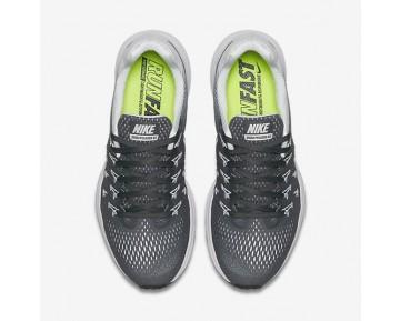 Chaussure Nike Air Zoom Pegasus 33 Pour Femme Running Gris Foncé/Blanc/Noir_NO. 831356-002