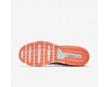 Chaussure Nike Air Max Sequent 2 Pour Femme Running Gris Loup/Mangue Brillant/Crépuscule Brillant/Blanc_NO. 852465-005