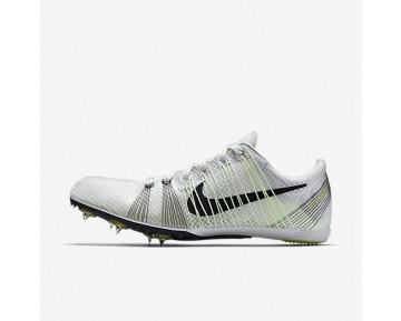 Chaussure Nike Zoom Victory 2 Pour Femme Running Blanc/Volt/Noir_NO. 555365-170