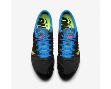 Chaussure Nike Victory Xc 3 Pour Femme Running Noir/Bleu Photo/Vert Ardent_NO. 654693-003