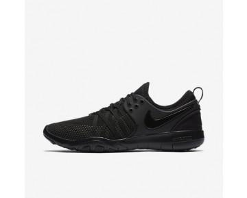 Chaussure Nike Free Tr7 Pour Femme Fitness Et Training Noir/Gris Foncé/Noir_NO. 904651-003