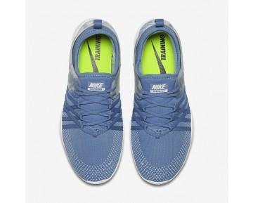 Chaussure Nike Free Tr7 Pour Femme Fitness Et Training Bleu Toile/Voile/Bleu Coureur/Bleu Toile_NO. 904651-400