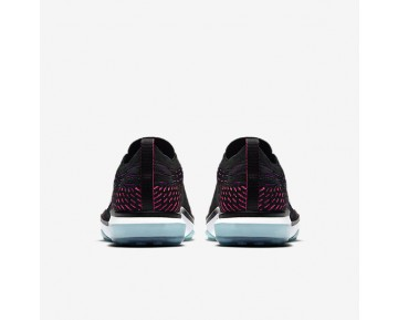 Chaussure Nike Zoom Fearless Flyknit Pour Femme Fitness Et Training Noir/Bleu Chlorine/Mauve Vif/Blanc_NO. 850426-006