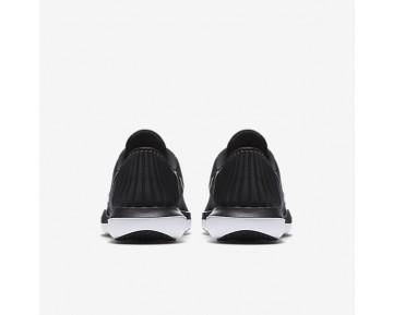 Chaussure Nike Flex Supreme Tr 5 Pour Femme Fitness Et Training Noir/Platine Pur/Blanc_NO. 852467-001