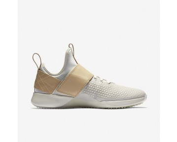Chaussure Nike Lab Air Zoom Strong Pour Femme Fitness Et Training Beige Clair/Champignon/Voile/Voile_NO. 876134-002
