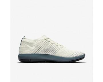 Chaussure Nike Lab Free Transform Flyknit Pour Femme Fitness Et Training Voile/Noir/Gris Pâle/Voile_NO. 878552-100