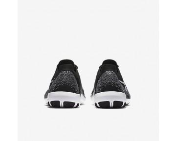 Chaussure Nike Free Focus Flyknit 2 Pour Femme Fitness Et Training Noir/Blanc_NO. 880630-001