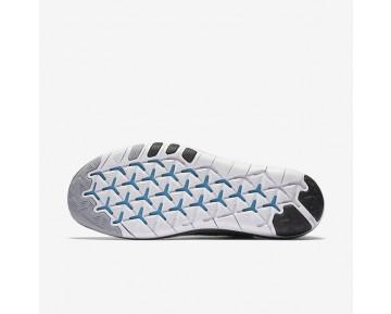Chaussure Nike Free Transform Flyknit Pour Femme Fitness Et Training Noir/Gris Loup/Gris Foncé/Blanc_NO. 833410-001