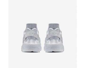 Chaussure Nike Air Huarache Pour Homme Lifestyle Blanc/Platine Pur/Blanc_NO. 318429-111