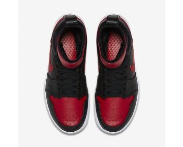 Chaussure Nike Court Flare 23 Pour Femme Tennis Noir/Rouge Intense/Rouge Intense_NO. 878458-023