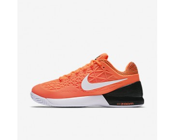 release date: 43b4f 2ed52 Chaussure Nike Court Zoom Cage 2 Clay Pour Femme Tennis Aigre Noir Blanc NO.