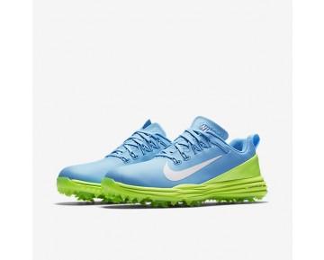 Chaussure Nike Lunar Command 2 Pour Femme Golf Ciel Éclatant/Vert Ombre/Blanc_NO. 880120-400